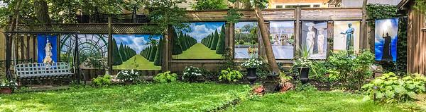 Back Yard Art