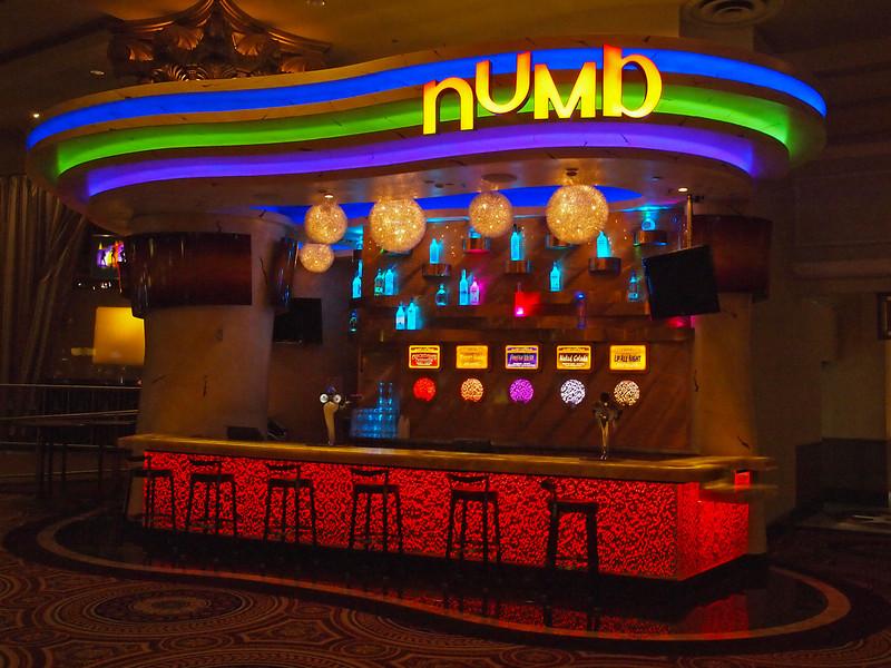 Numb Bar at Caesar's in Las Vegas - 17 Dec 2010