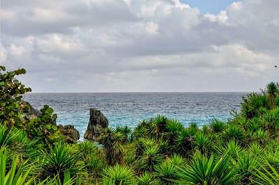 A view of the Atlantic Ocean