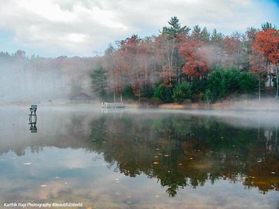 Whipple Dam State Park, Pennsylvania