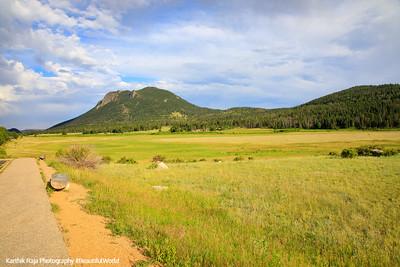 Sheep Lakes, Rocky Mountain National Park, Colorado