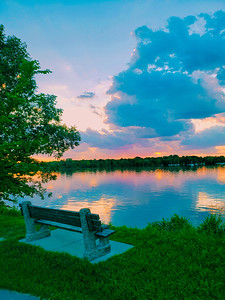 Lake Nokomis, Minneapolis