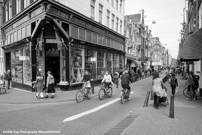 Steets of Amsterdam