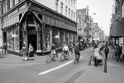 Steets of Amsterdam