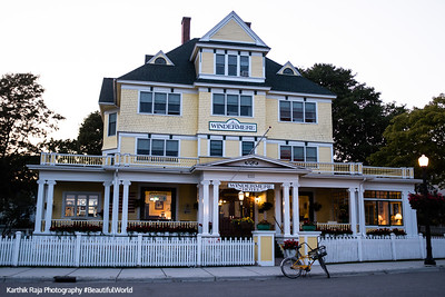 Windmere Hotel, Mackinac Island, Michigan