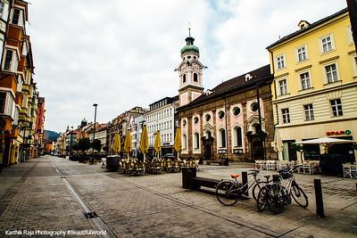 Maria-Theresien-Strase, Innsbruck, Austria