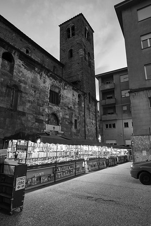 Books For Sale - Lucca, Italy