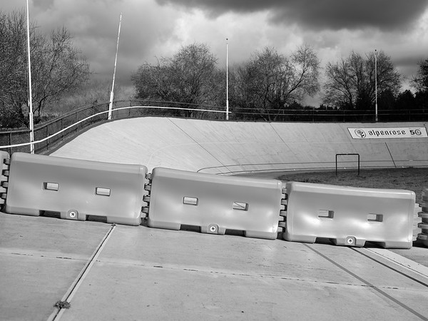 Barriers On The Velodrome