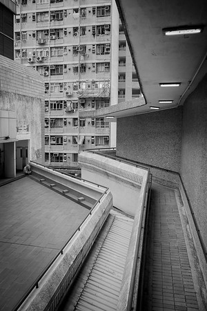 Exploring Public Housing On Tsing Yi Island, Hong Kong