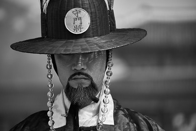 Palace Guard - Seoul, South Korea