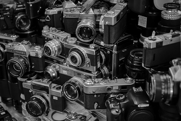 Used Cameras For Sale - Hong Kong