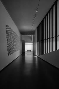 Lonely Hallway - Lines and Shadows