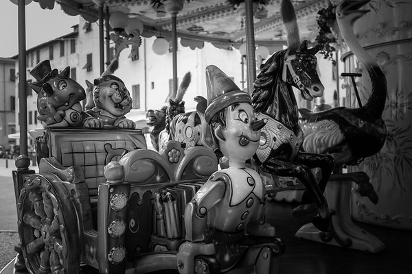 Puccini Merry Go Round