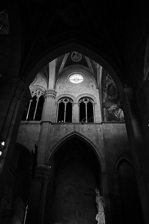 Beautiful Light In Duomo di Lucca -  Lucca, Italy
