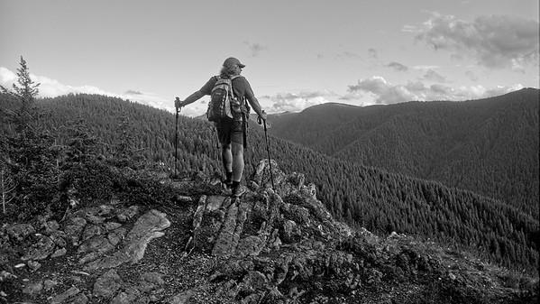 McIntyre Ridge © Chiyoko Meacham