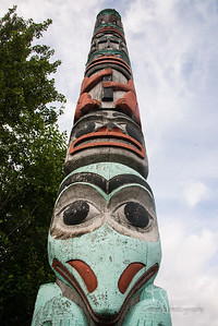 Pole at Tribal House