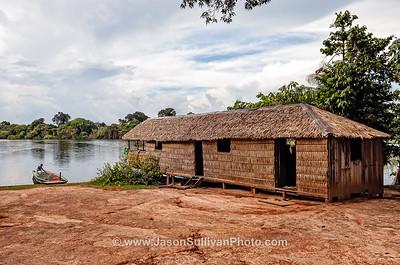 Jungle Farm House
