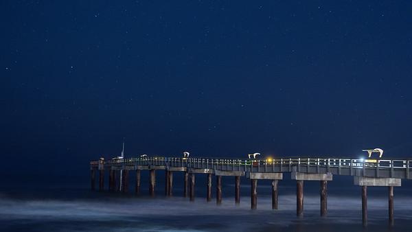 St Augustine Fishing Pier-3016