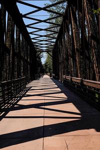 Railroad Bridge, Sequim, WA