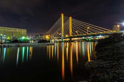 St Rt 509 Bridge over Foss Waterway