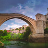 Old Bridge - Mostar