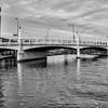 Hoddle Bridge - looking east