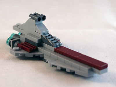 Venator Class Republic Attack Cruiser
