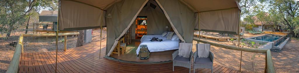 The Tent Pano - Rukiya Camp