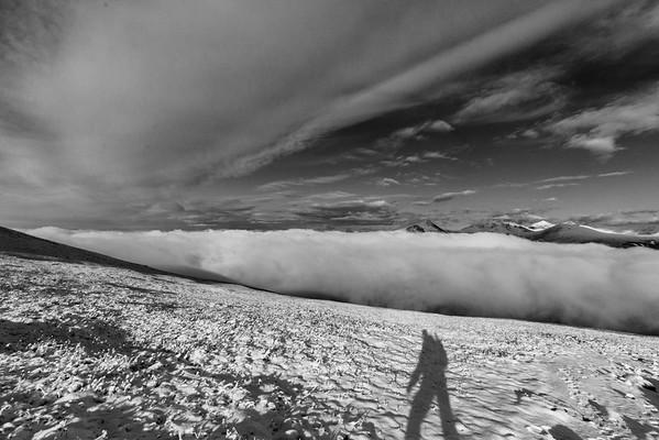 Shadows to the Mountain