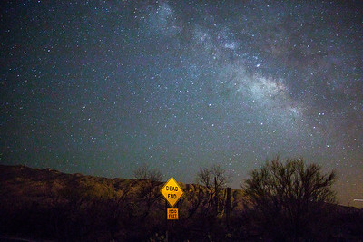Dead End to The Stars