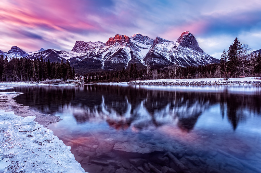 Sunrise Canmore