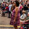 Montreal Canada June 2015 Place Des Arts Jazz Music Fans 4