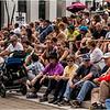 Montreal Canada June 2015 Place Des Arts Jazz Music Fans 1