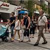 Montreal Canada June 2015 Place Des Arts Street Scene 2