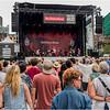 Montreal Canada June 2015 Place Des Arts Jazz Music Fans 2