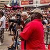 Montreal Canada June 2015 Place Des Arts Jazz Music Fans 5
