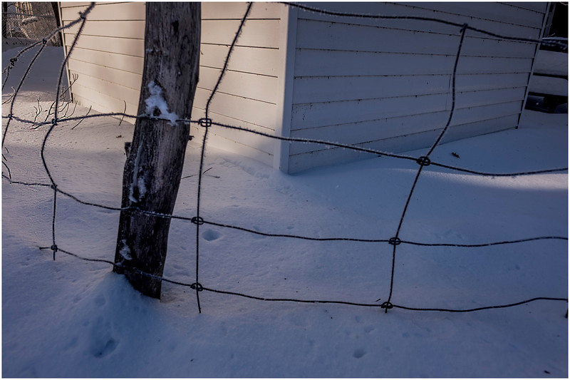 Vercheres Canada Fence 1 January 2017
