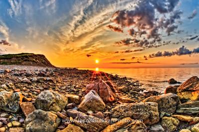 Sunset Cape Colours