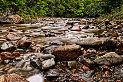 Glowing River Run