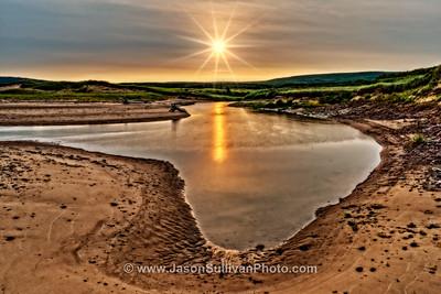 Breton Sunrise
