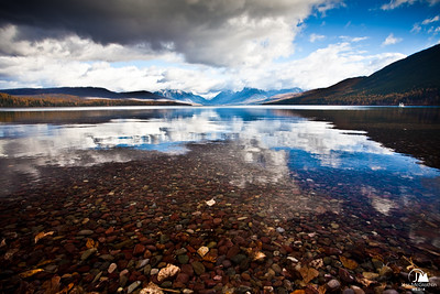 Lake McDonald Fall II