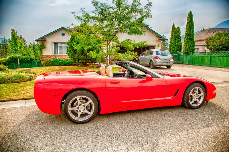2000 Corvette Roadster