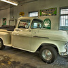 1957 Chevrolet 3100 Pickup Stepside