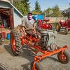 "Rare 1940's ""Economy"" Tractor"