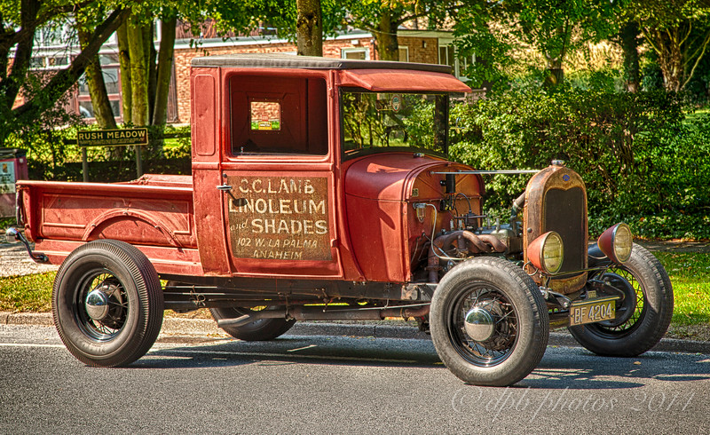 Model A Ford Truck