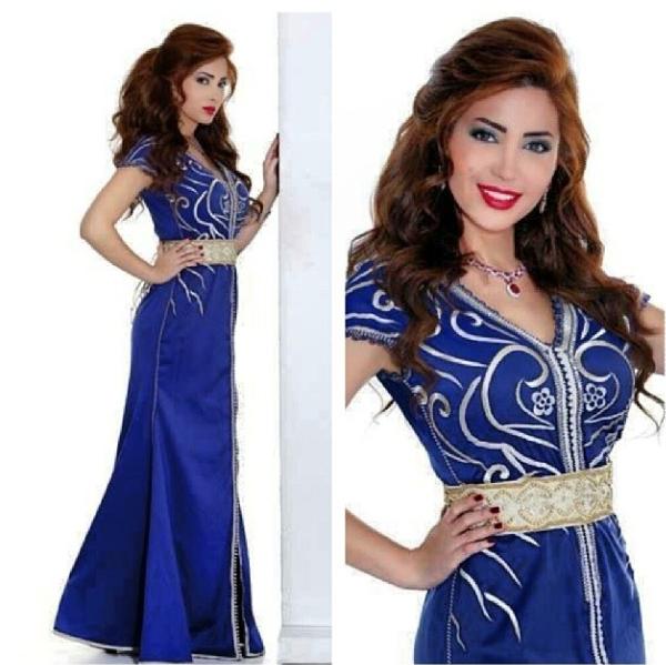 Nesreen Tafesh wearing Eternelle 2014
