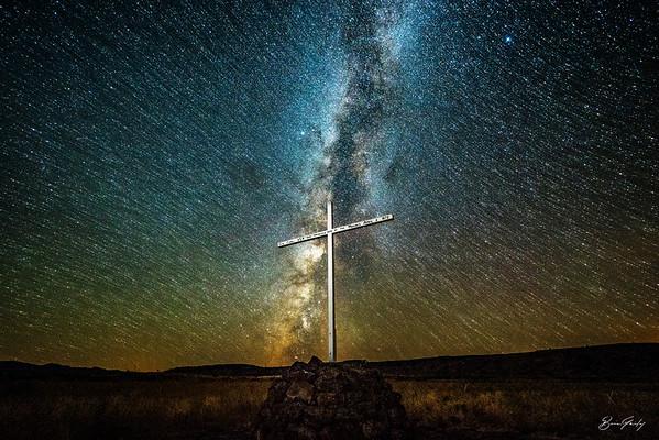 Path of the Cross