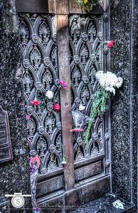 Evita Peron Tomb
