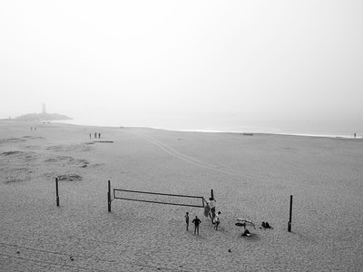 Seabright State Beach, Santa Cruz 2016.