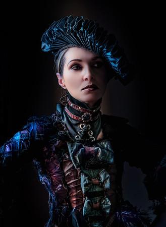 Model: Vilma Biliene